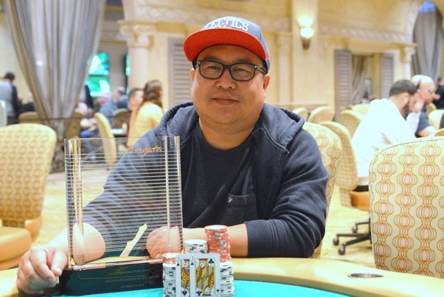Four Events End in Busy Day at Borgata Fall Poker Open