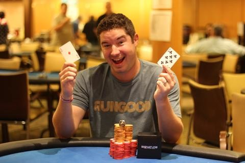 Blair Hinkle Wins RunGood Poker Series CardPlayer Cruise Main Event