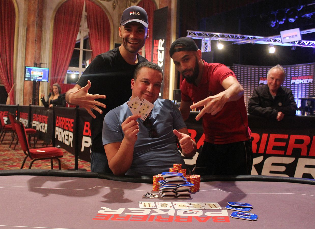 BPT Deauville: Le Masters pour Omar Lakhdari (40.500) - Pokernews.com