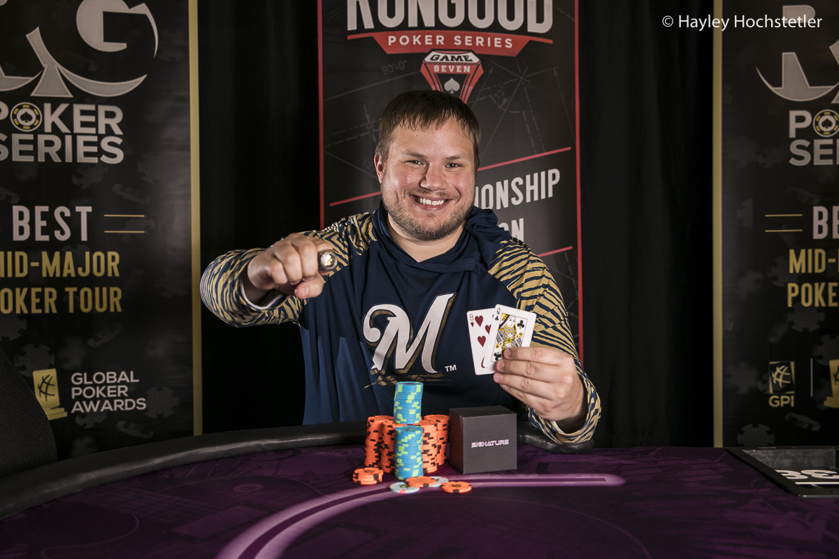 Chad Holloway Wins Inaugural Poker Industry Championship; Harrington Claims Mixed Title