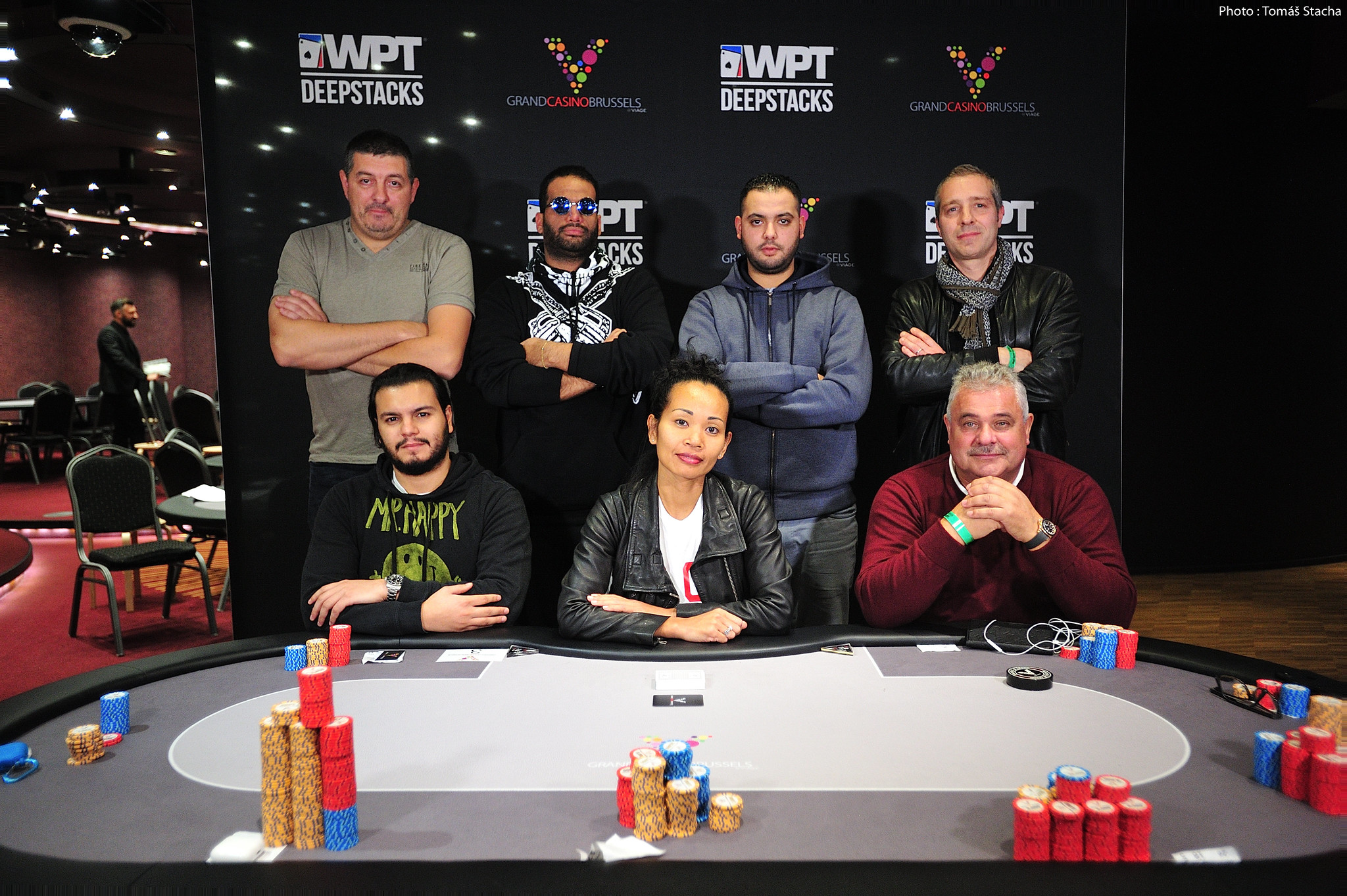 Nuno Duarte 4º (€22,5K) e António Mendes 7º (€10K) no High roller do WPTDS Brussels - Pokernews
