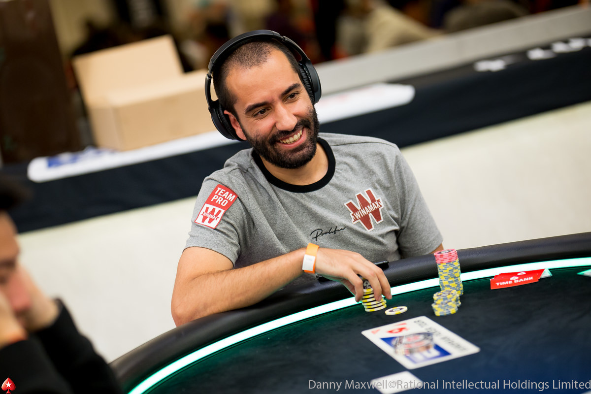 High Rollers Double for 'Pimmss', Titles for Christoforou and Vieira