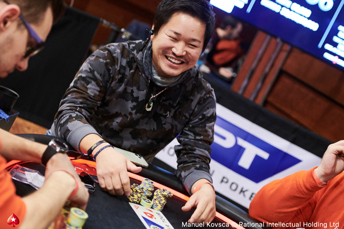 Toma Aims to Keep Winning, Use Platform to Promote Poker in Japan |  PokerNews