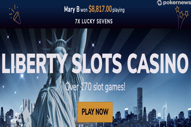 Win All Days Of The Week Only At Liberty Slots Pokernews