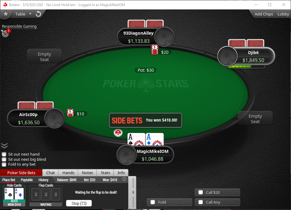 Poker stars betting binary options atm scam reviews