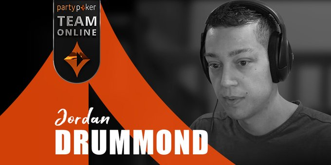"""I really like the direction partypoker is going"""" says Team Online's Jordan  Drummond 