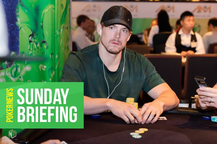 Sunday Briefing Alex Foxen Banks Almost 240 000 Pokernews