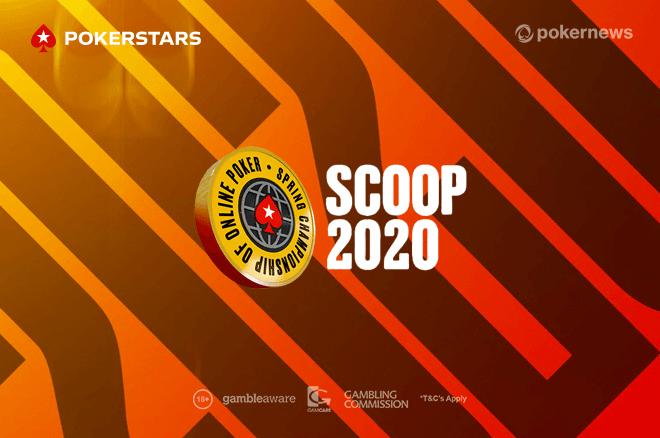PokerNews SCOOP 2020 freeroll