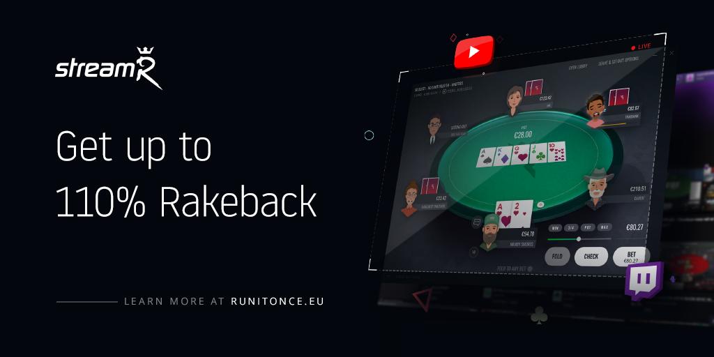 Sports betting poker rakeback points in betting terms pk