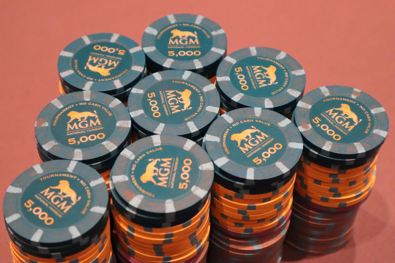 18 poker tournaments