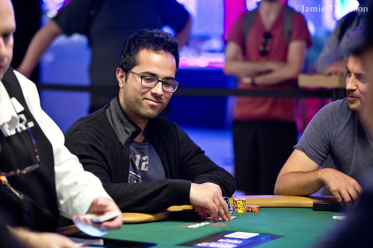 Ajay Ross Geller Chabra Wins Wsop Online Event 72 1 500 Limit Hold Em Championship Pokernews