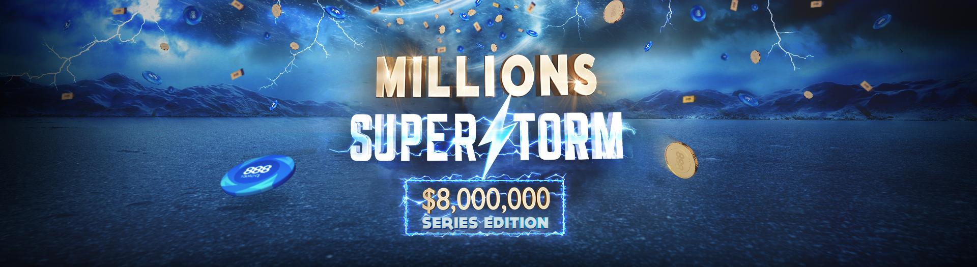 888poker Superstorm
