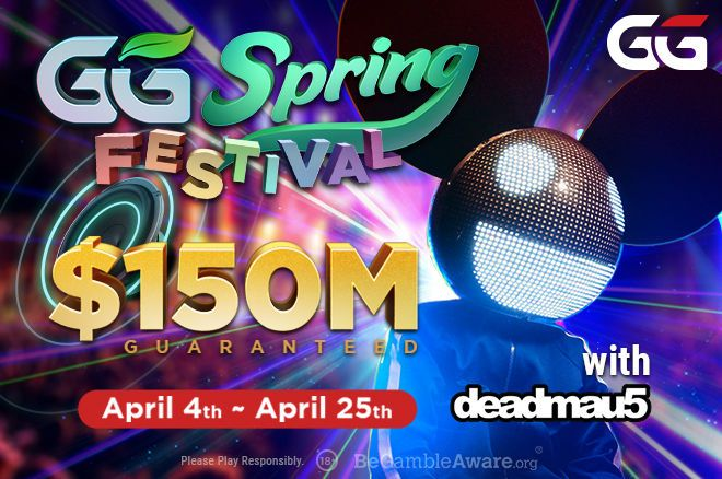 GG Spring Festival with deadmau5