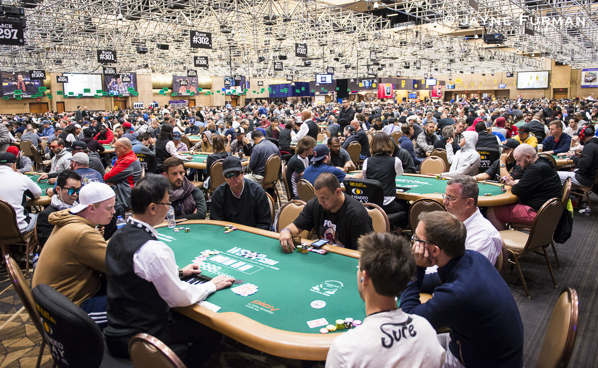 Apa bedanya dengan WSOP 2021?