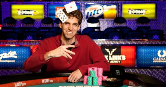 First Five with 2012 WSOP Bracelet Winner Benjamin Scholl