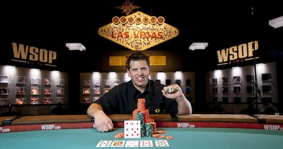 First Five with First-Time World Series of Poker Bracelet Winner Greg Hobson