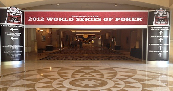 All Mucked Up: 2012 World Series of Poker Day 1 Live Blog