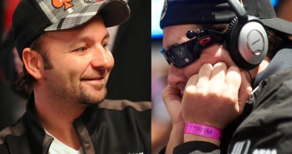 PokerNews Fan Bracket Championship: Phil Hellmuth vs. Daniel Negreanu
