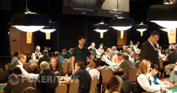 All Mucked Up: 2012 World Series of Poker Day 2 Live Blog