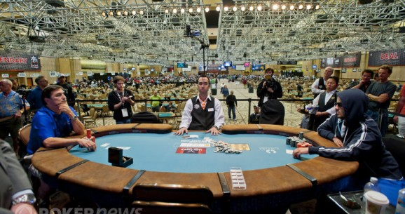 All Mucked Up: 2012 World Series of Poker Day 40 Live Blog
