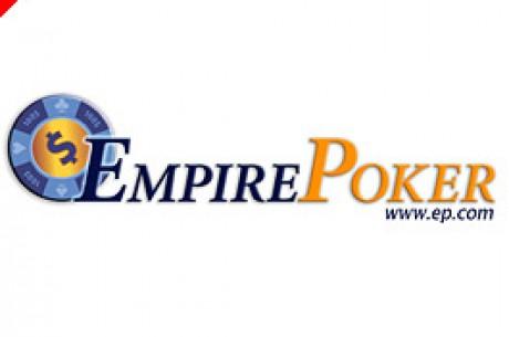 Empire Poker hat schon 32,000 Spieler!