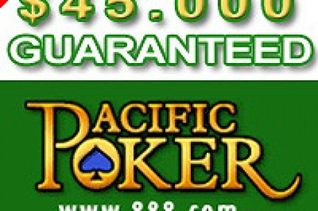 No Limit $45,000 Guaranteed, $30+$3 Buy-in