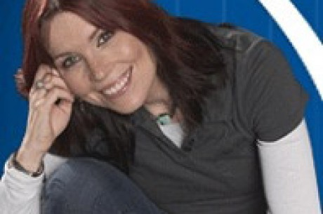 Annie Duke at DD Tournament Poker No Limit Holdem Gala Event