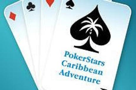 Amateur lands the cash in Poker Stars Caribbean Adventure