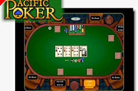 PacificPoker - 888Poker schlägt die Wellen eines neuen Turniers
