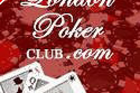 Poker News Readers Get 100% Bonus At London Poker Club