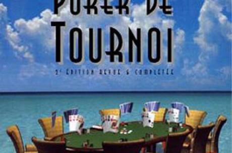 Un livre sur les tournois de poker en français