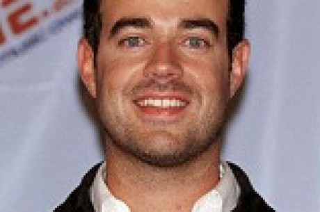 Carson Daly show guests get invite to play in the WSOP