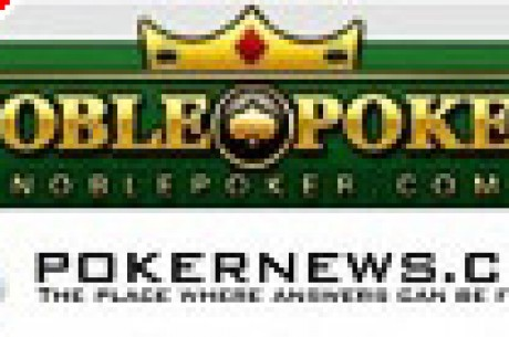 The result of the Pokernews $5,000 Freeroll with Noble Poker: Players Get Paid