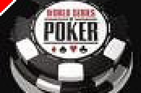 Finally...Poker.  Cards are in the air at the 2005 WSOP