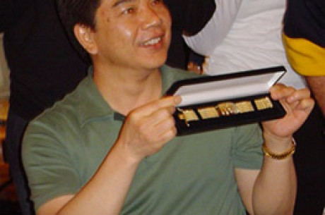 David Chiu strikes Poker Gold
