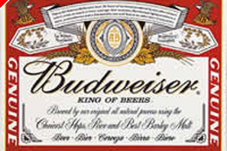 Budweiser Uses Poker To Help Fight Muscular Dystrophy