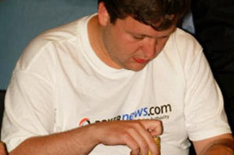 Tony G gewinnt die 2005 Europas Pokermeisterschaften