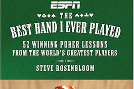 "Rosenbloom's ""Best Hand"" - An Intriguing Poker Read"