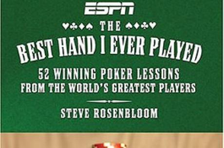 """Rosenbloom's """"Best Hand"""" - An Intriguing Poker Read"""