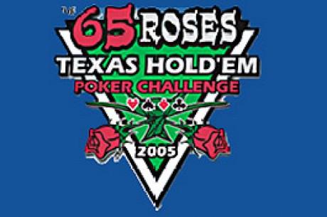 65 Roses Texas Hold'em Poker Challenge
