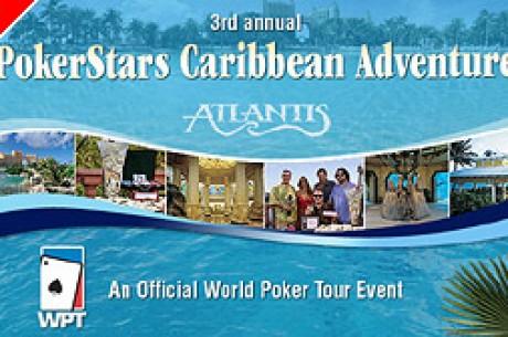 Tournoi Freeroll à $5000 sur PokerStars pour qualificatif au Caraïbes