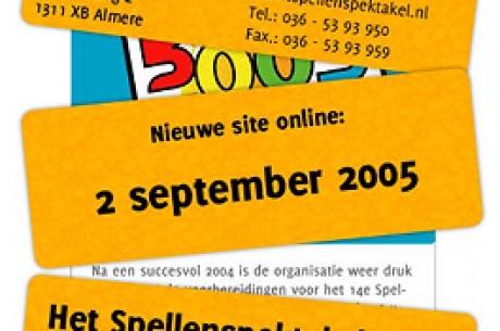 Spellenspektakel Eindhoven, 28, 29 en 30 oktober 2005