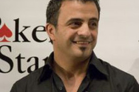 Three in a Row - Hachem Signs With PokerStars
