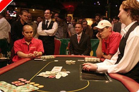 Verslag Master Classics of Poker - 6 november 2005