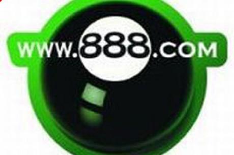 La 888.com Continua a vedere una crescita nel poker