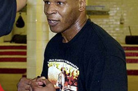 A Chance To Spar With Mike Tyson