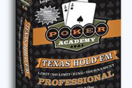 'Poker Academy Professional 2' Well Worth Investment
