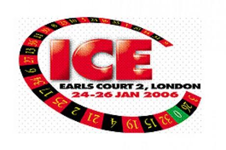 Stort tryck på poker vid ICE-mässan