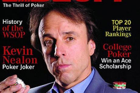 Le magazine Bluff poker débarque en Europe
