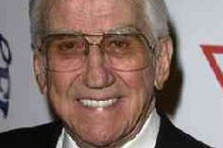 Ed McMahon Helps Open New Indiana Poker Room